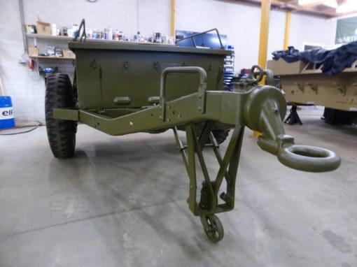 Trailer (tank) Fruhhauf M10 (1944)
