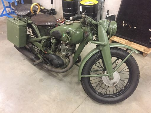 DKW NZ 350 1944