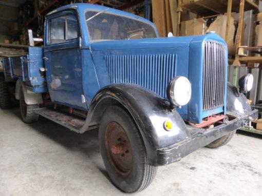 Opel Blitz 1 ton 1938